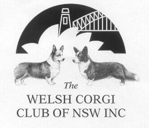 Welsh Corgi Club of NSW logo