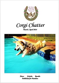 Corgi Chatter Mar-Apr 2014 Cover